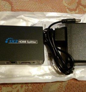 Делитесь HDMI splitter