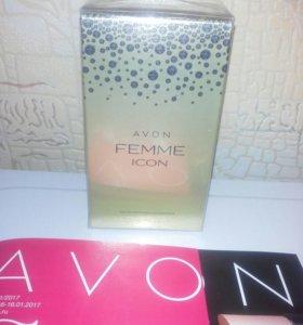 """Avon Парфюмерная вода """"Femme Icon""""."""