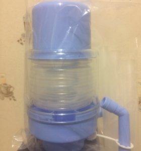 Насос для воды на бутыль 19л