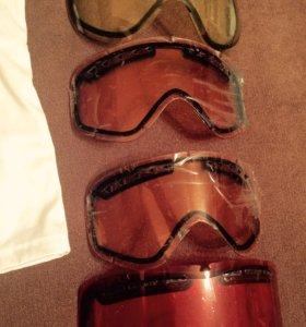 Фильтр для горнолыжной маски