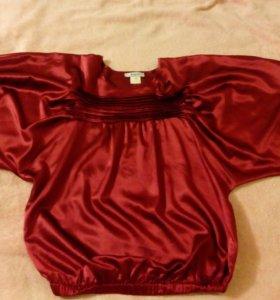 Блузка на беременную