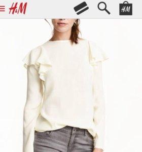 Блузка HM новая