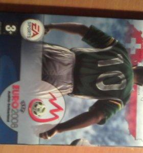 Продаю игру EURO 2008
