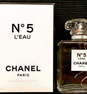 CHANEL N°5  ❇ L'EAU ❇ 100 ml
