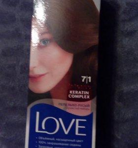"""Стойкая крем краска для волос""""ESTEL"""""""