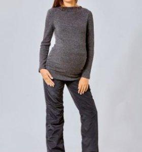 Утепленные штаны для беременных