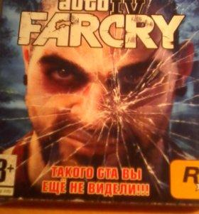 Продаю игру grand theft auto FARCRY