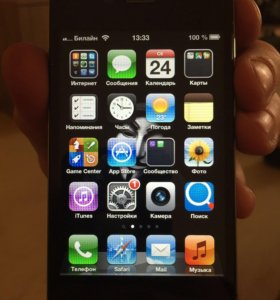 iPhone 4S 16gb.