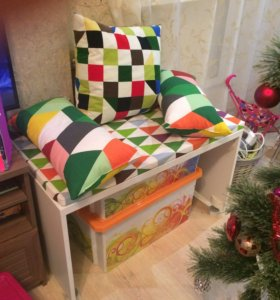 Скамья+допы для детской комнаты
