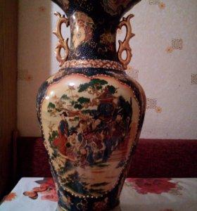 Ваза напольная в китайском стиле