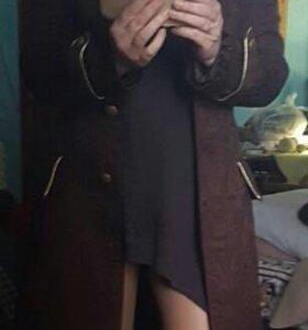 Итальянское пальто 42-44