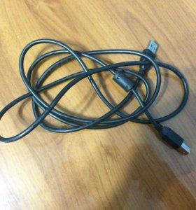 Провода для принтер