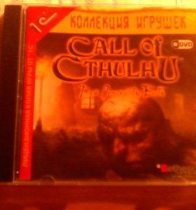 Продаю игру CALL of CTJULHI