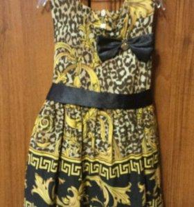 Нарядное платье elika-beby 80 р-р