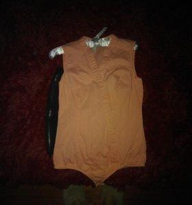 Рубашка-боди, calliope