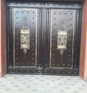 Рестоврация бронь дверей.вскрытие замков