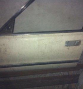 На Тайоту-Марк2-80ка двери бу