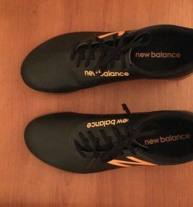 New balance кроссовки мужские
