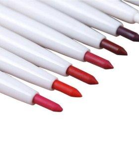 автоматический карандаш для губ