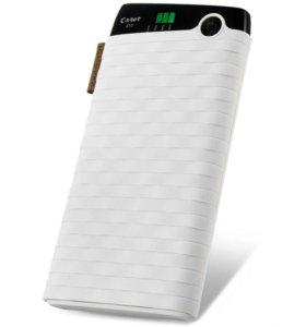 Внешний аккумулятор Cager (powerbank)