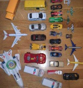 Машинки игрушки