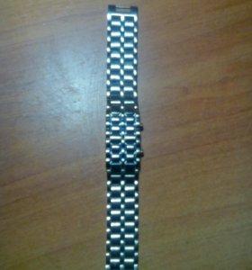 Часы мужские (серебро)
