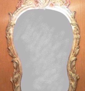 Зеркало настенное.