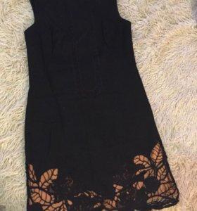 Тёплое платье Мунсун