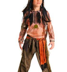 Новый костюм индейца на 4 года