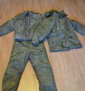 Зимний костюм ФСБ