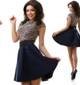 Платье нарядное, новое!