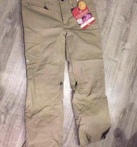 Сноубордические новые штаны