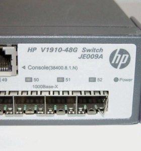 Коммутатор (switch) HP v1910-49g