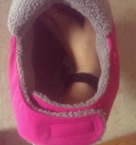 Зимняя шапка Рейма