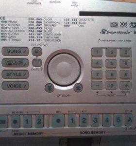 Синтезатор Yamaha DGX-305