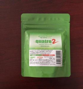 Quatro-2 - корм для креветок, Япония