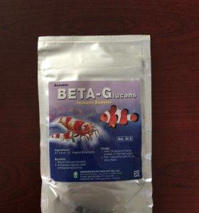 Genchem beta-G корм для креветок
