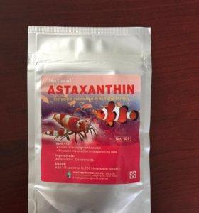 Genchem Astaxanthin- дополнительный корм креветкам