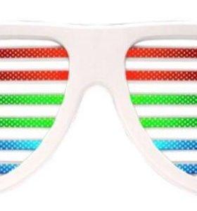 Очки для вечеринок LEDBEAT