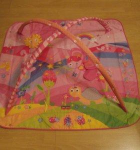 Развивающий коврик  Tiny Love princess + игрушки