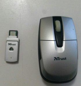 Беспроводная мышь Trust