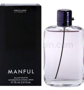 Manful  Туалетная вода мужская
