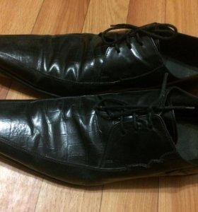 Туфли мужские Италия (нат.кожа)