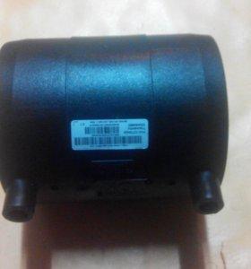Отводы и муфты электросварные диаметром 110 и 63