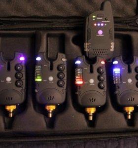 Сигнализаторы с пейджером 4+1