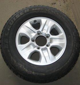 Комплект колёс для Тойота Лэнд Крузер 100
