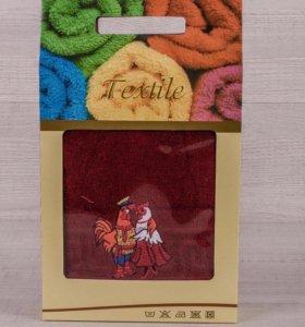 Набор полотенца с вышивкой  петуха