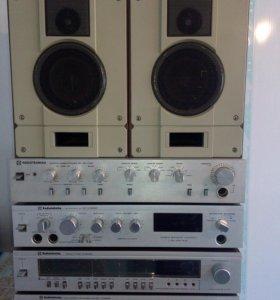 Radiotehnika комплект s30, m-201, t-101, y-101, уп