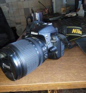 Nikon D3100+18-105/3.5-5.6G VR