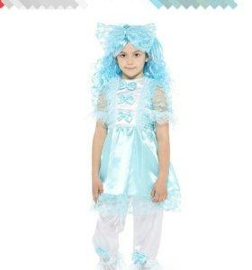 Карнавальный костюм ' Мальвина '